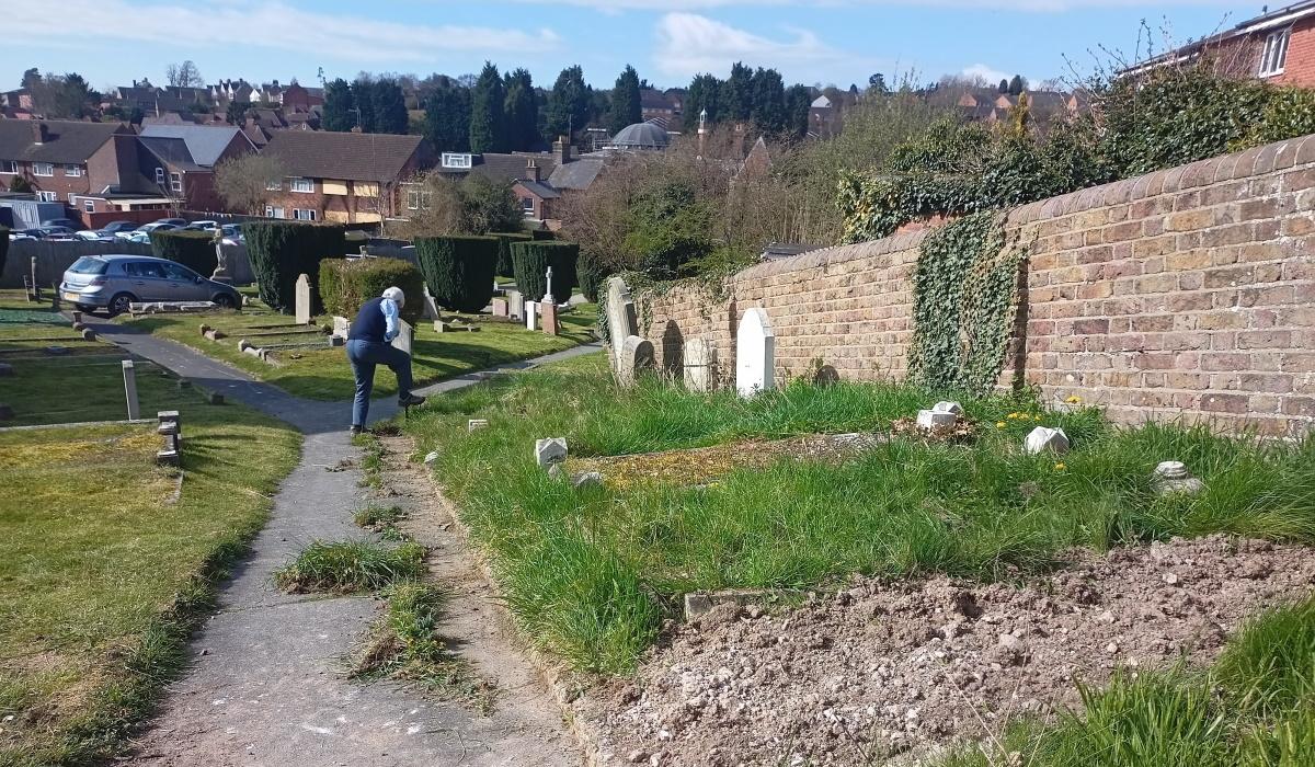 chesham cemetery 1